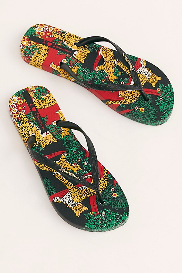 Slide View 5: Ipanema Party Animal Thong Sandal