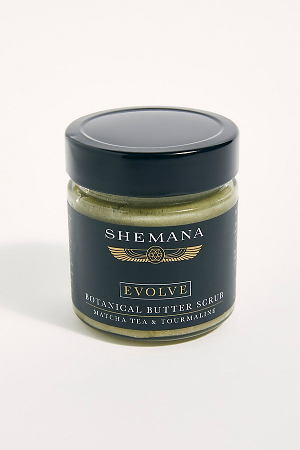 Slide View 1: Shemana Botanical Butter Scrub