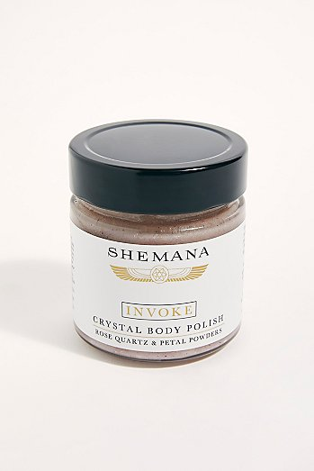 Shemana Crystal Body Polish