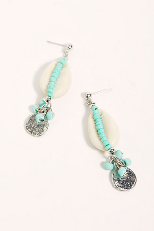 Palm Springs Dangle Earrings by Free People