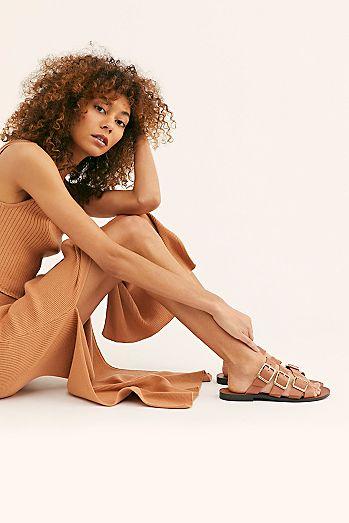 47267aa9d94 Fringe Sandals   Leather Sandals
