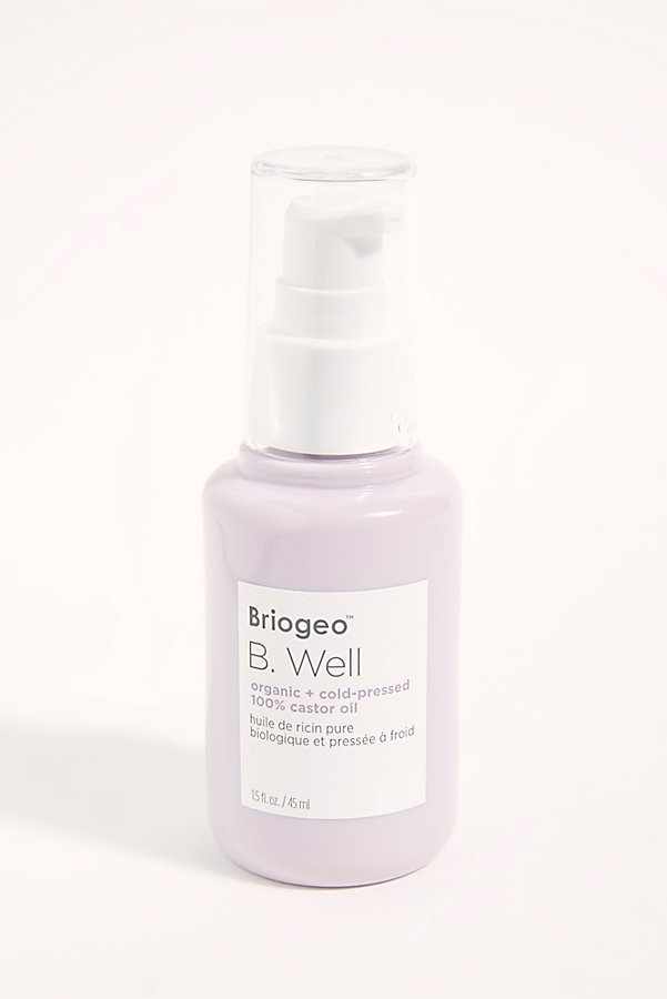 Slide View 1: Briogeo B. Well Organic Cold Pressed Castor Oil