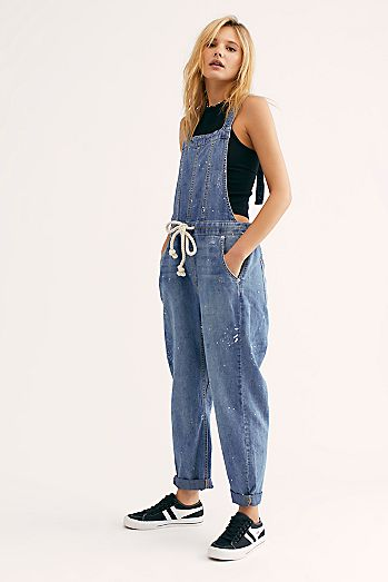 02c5745af4e Womens Overalls | Cute Denim Overalls & Coveralls | Free People