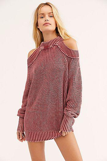 ffe46999f230 Half Moon Bay Pullover Sweater