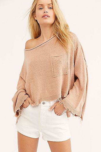 Beige Oversized Trui.Oversized Sweaters Turtleneck Sweaters More Free People