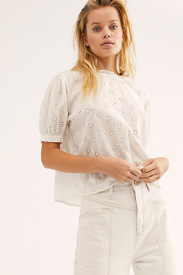 Letters To Juliet Blouse by Free People