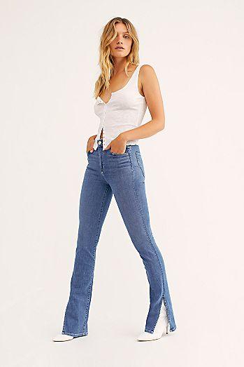 Jeans & Denim for Women | Free People UK