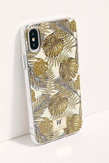 Golden Jungle iPhone Case
