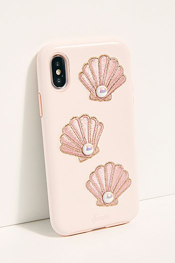 Down By The Sea Shore Phone Case