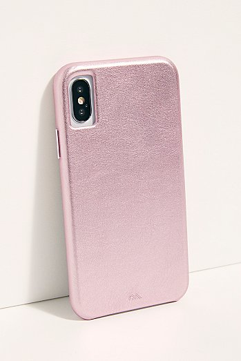 Barely There Leather Phone Case