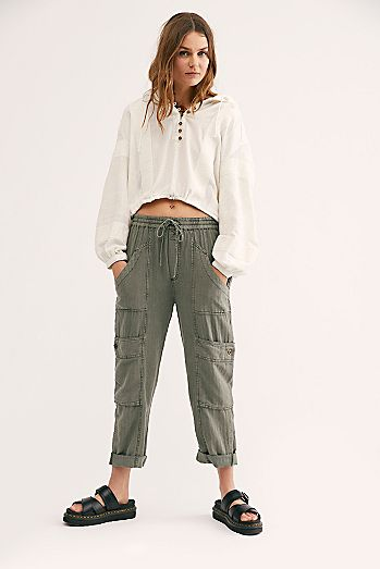 c2af24aa1752 Pants for Women | Trendy & Casual | Free People