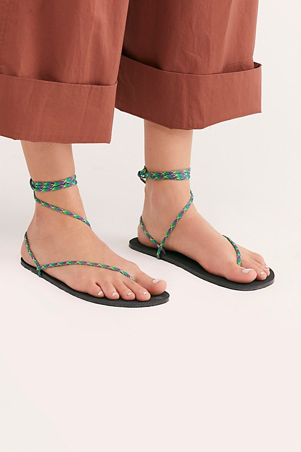 Slide View 5: Clays Wrap Sandal