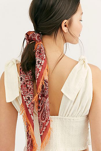 c559938f8b Stylish Women's Scarves + Bandanas | Free People
