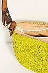 Thumbnail View 6: Sunshine Straw Shoulder Bag