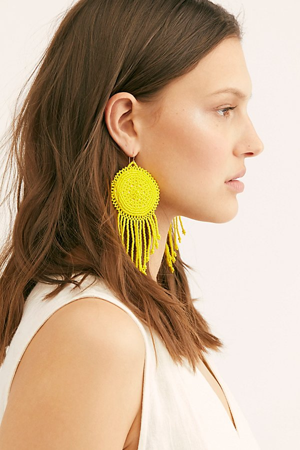 Slide View 1: Sophie Earrings