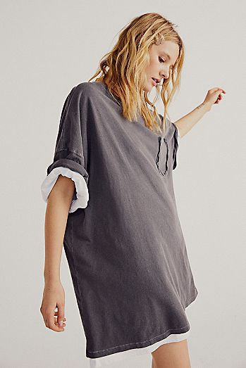 f030dda374c Women's Tees - Oversized T Shirts & Baseball Tees | Free People