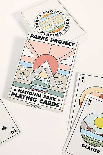 National Parks Playing Cards