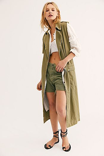 9f06a5962ab We The Free Agent Vest Trench