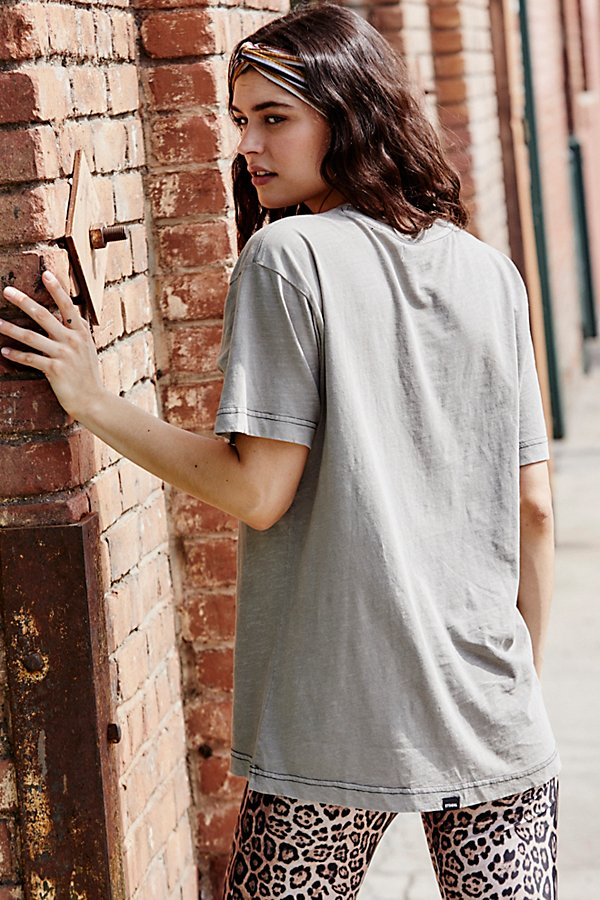 Slide View 3: Courier Relaxed Tee
