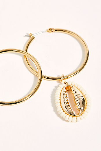 961092700e015 Hoop Earrings for Women | Free People
