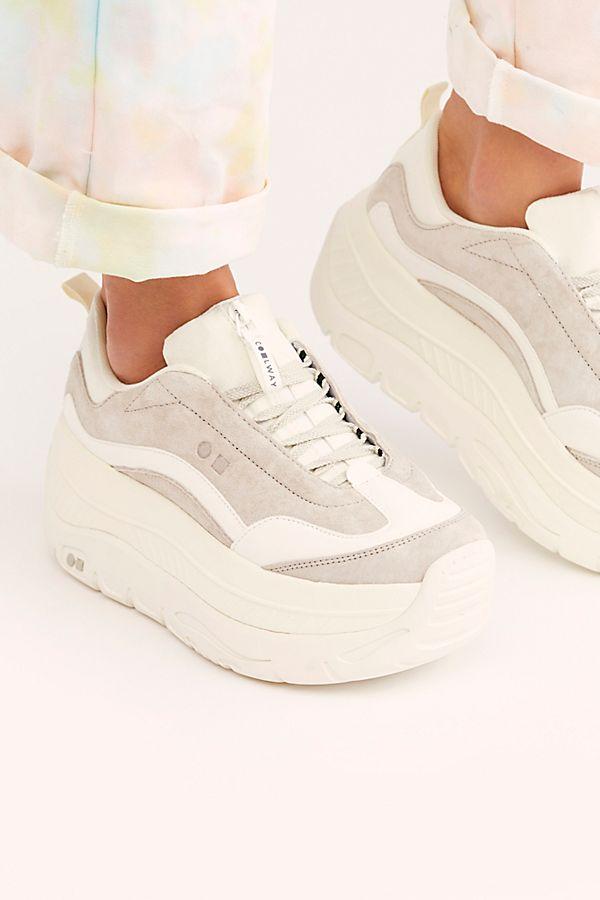 Side Streets Platform Sneaker