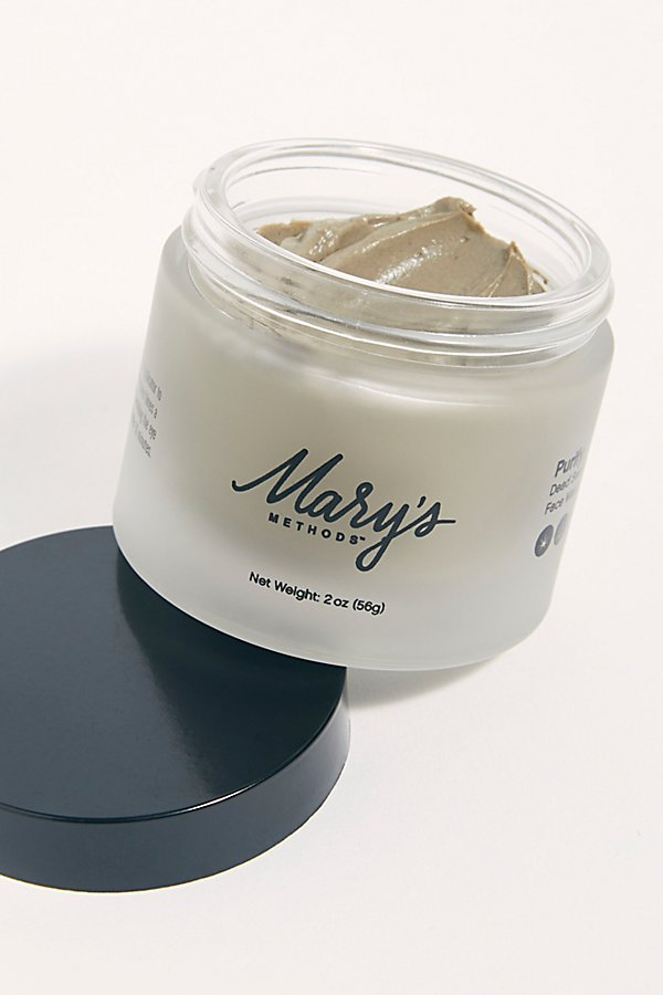 Slide View 2: Mary's Nutritionals CBD Mud Mask