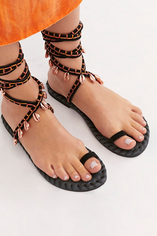 Just Beachy Sandal by Fp Collection