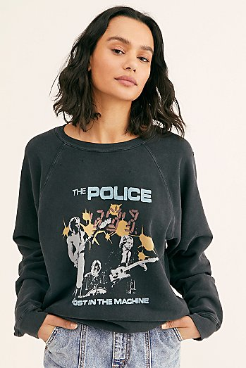 The Police Pullover