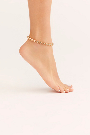 Xl Chloe Anklet by Lili Claspe