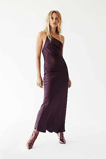 Gisele One-Shoulder Dress