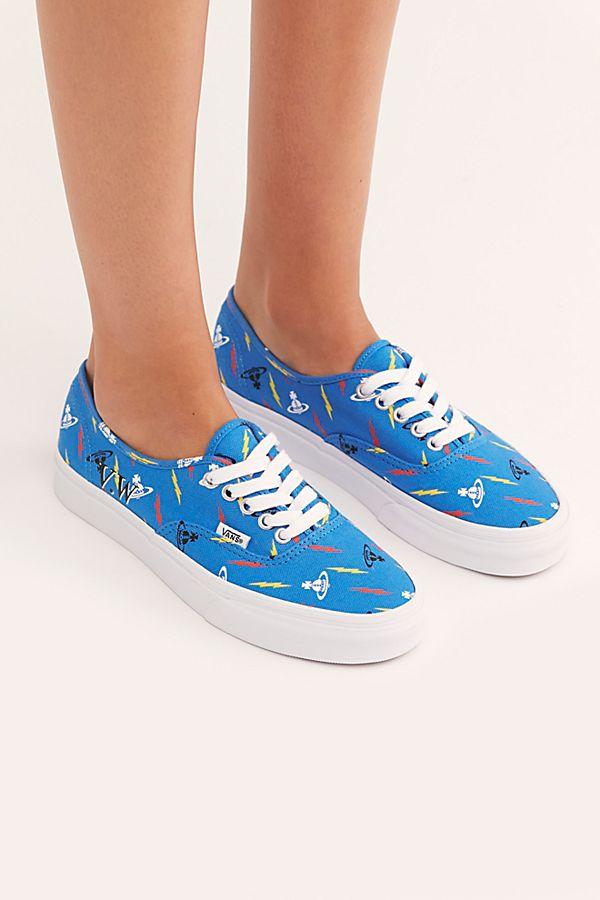 suositut kaupat halvin hinta uusi halpa Vans x Vivienne Westwood UA Authentic Sneaker