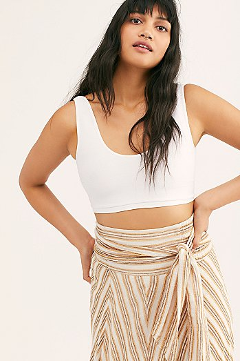 Sienna Structured Crop