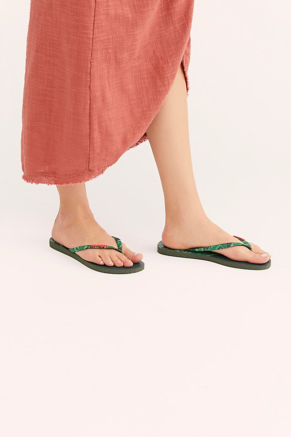 Slide View 2: Havaianas Slim Sensation Sandal