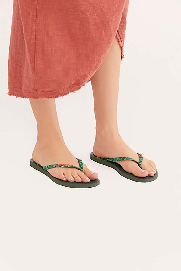 Slide View 3: Havaianas Slim Sensation Sandal