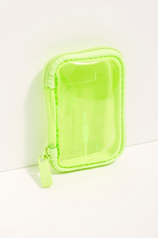 Neon Earbud Case by My Tagalongs