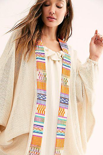 08a90cf2de Women's Kimonos, Ponchos & Cardigans | Free People