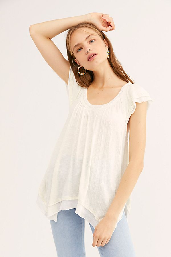 New Girl Tee by Free People