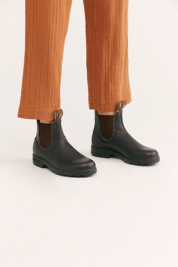 Slide View 2: Blundstone 500 Chelsea Boots