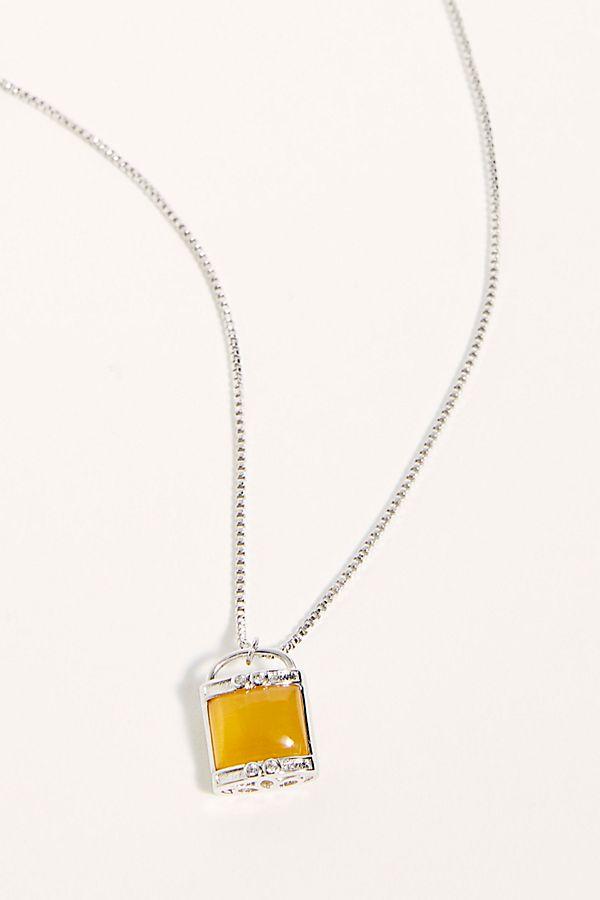 Lucky Charm Necklace by Joy Dravecky