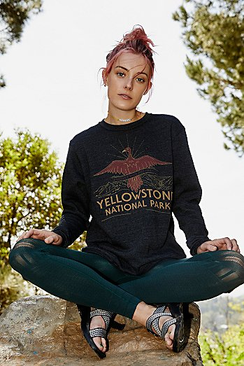 Yellowstone Firebird Pullover