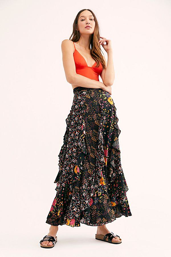 Forever Flirt Skirt by Free People