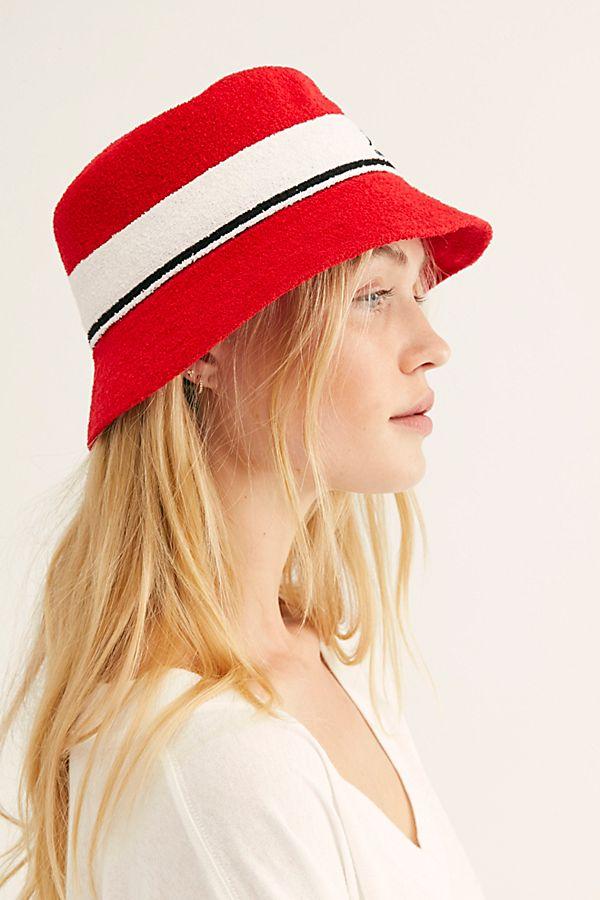 81c4a3d6a Kangol Bermuda Stripe Bucket Hat