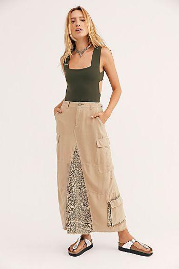 66bb43ca11 Maxi Skirts | Free People UK