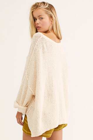 Nothing Better V Sweater by Free People