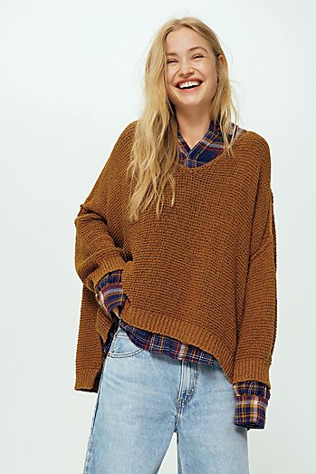 ea3878eecf2c37 Knitwear & Sweaters for Women | Free People UK