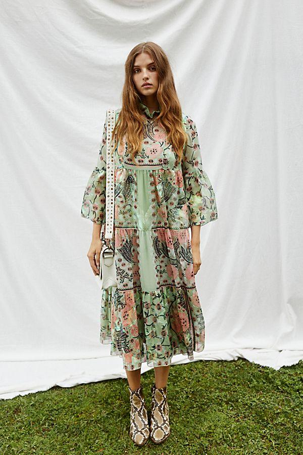00c4550c47ab Slide View 1: Rubaiyat Print Dress