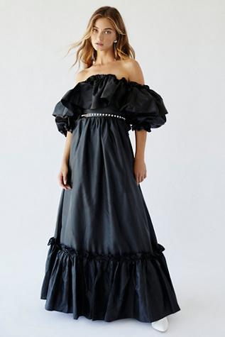 Tara Maxi Dress by Love Shack Fancy