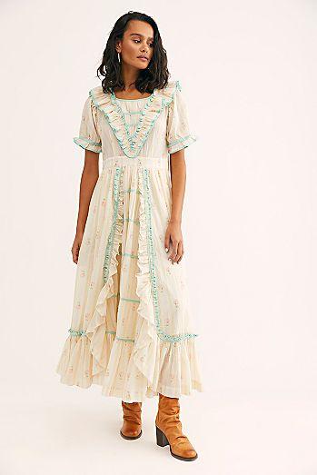 b74e19f94cb9a Shop Floral Dresses & Printed Dresses | Free People