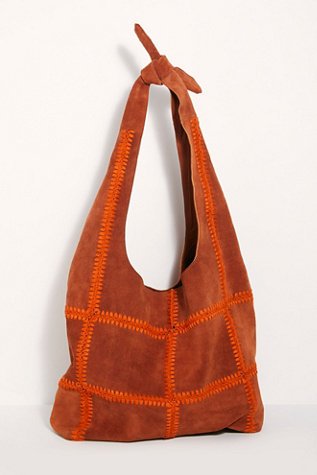 heritage-suede-hobo-bag by fp-collection