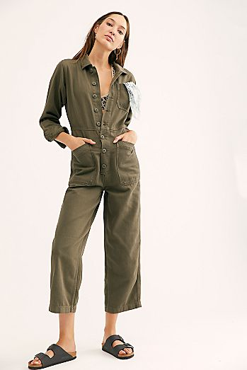 ad8524a83de25 Jumpsuits for Women | Cute Boho Jumpsuits | Free People